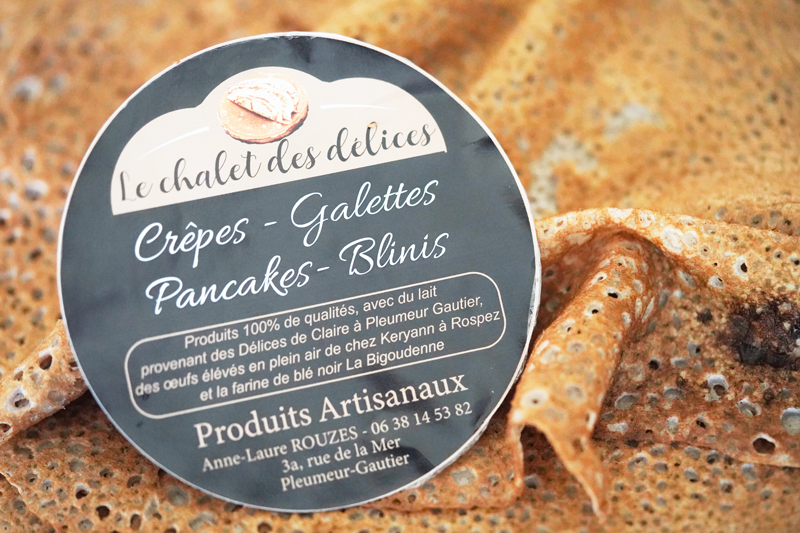 galettes traditionnelles artisanales